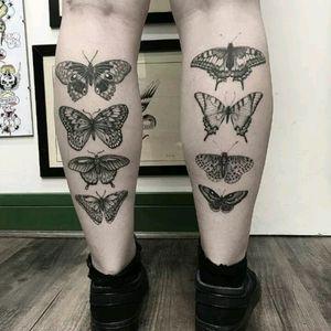 By Barb Rebelo #tattoodo #TattoodoApp #tattoodoBR #tatuagem #tattoo #borboleta #butterfly #pretoecinza #blackandgrey #BarbRebelo