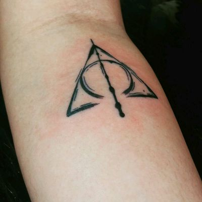 #tattoo #tatuagem #tattooharrypoter #harrypottertattoo #harrypotter
