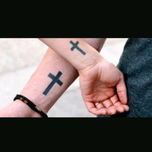 Cross #cross #crosstattoo #tattoo #black