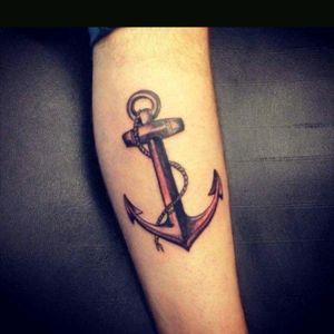 Anchor #anchor #anchortattoo #tattoo #sea