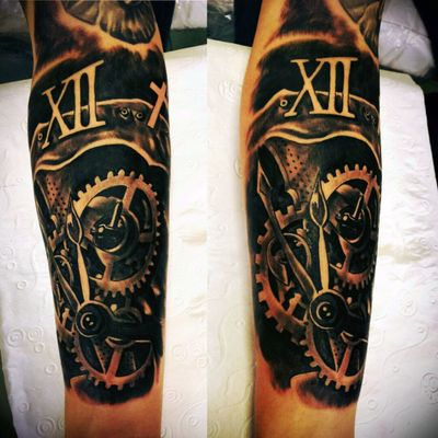 #clock #watch #cross #sleeve #12 #religious