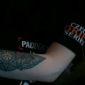 Czech drift series. #tattoodobabes #tattoodo #mandala #tattooedgirls #tattooedmodel #tattooedwoman #tattooedlife #tattoos #mandalatattoos #czechgirl #ilovetattoos #inkedgirl #girlswithink #ink
