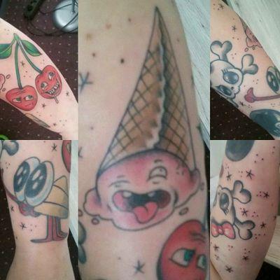 #crazy #comic #icecream