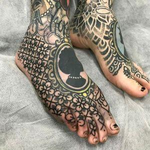 By Alvaro Flores. #tattoodo #TattoodoApp #tattoodoBR #tatuagem #tattoo #geometria #geometry #AlvaroFlores
