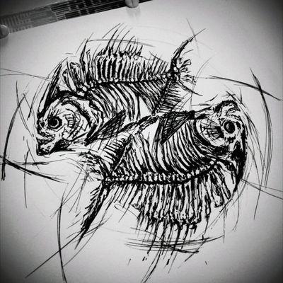 #Риби #Рыбы #tattoo #zodiac #tattooed #tattooartist #tattooart #tattooedman #tattookiev #tattoist #pisces #blackwork #instagramanet #tattookiev #sketchtattoo #тату #piscestattoo #sketch #sleeve #татукиїв #girltattoo #татумастер #Kyiv #blacktattoo #татукиев #скетч #татувкиеве #DmitryTattoogun #kievgram