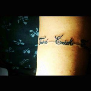 #iuasatoo #tattooname #tattoobr