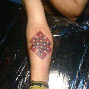 Eternal knot, Buddhist symbol