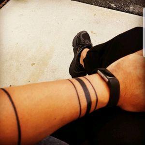 #blackwork #armband #bracelet #bracelettattoo