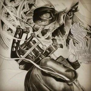 #VictorSepulveda #SepulvedaTattoo #Pencildrawing #Drawing #Realism #Tattooist #Girl #Skull