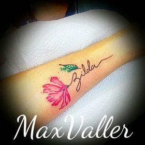 #flores #tatuagem #delicada