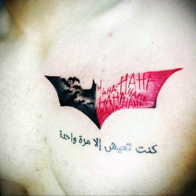 #Batman #HaHaHa