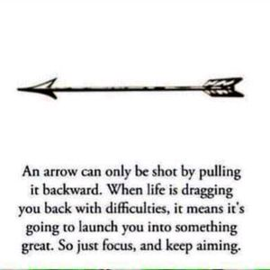 The meaning of a arrow tattoo