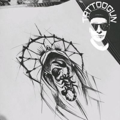 #kiev4ernila . . . . #tattoo #zodiac #tattooed #tattooartist #tattooart #tattooedman #tattookiev #tattoist #capricorn #instatattoo #instagramanet #tattookiev #sketchtattoo #тату #scorpiontattoo #sketch #sleeve #татукиїв #girltattoo #татумастер #Kyiv #blacktattoo #татукиев #скетч #татувкиеве #DmitryTattoogun #kievgram