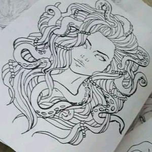 #Medusa #mone1971 #tattoo#tattoos #follower #inked#inkgirl #dreamtattoo #mindblowing #mone1971#tattoo #artist #dreamtattoo#mindblowing #inked #tattooedwoman #tattooedgirl #tattooed #tattoist #inkgirl #inked