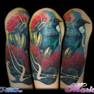 Tui healed tatto