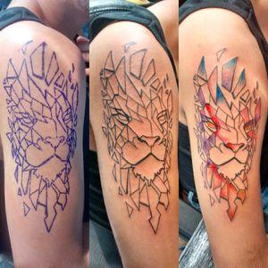 #thesolidink#tattoobysurdo