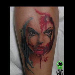 #Thorgal #killerink #Rosinski #intenzepride #ink #inkmachines #gbtattoo #tattoofreakz #tattooartwork