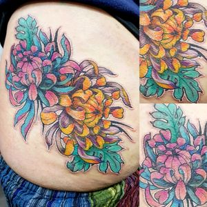 #chrysanthemum #flowers #colour #floral