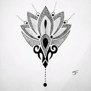 #inkoctober #lotustattoo #blackworktattoo #tattoart #tattoo #TattooWork #tattoodesign