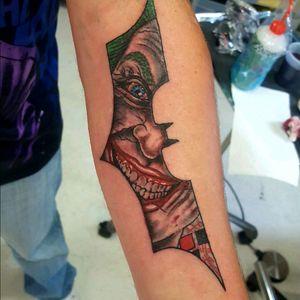 Fun Batman, Joker, and a Harley Quinn mix up!