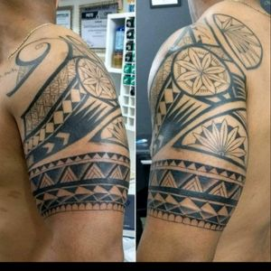 Freehand Maori. By David Pereira - D47 tattoo (BR)