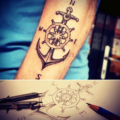 #traditional #anchor #sailing #sail #sailor #ship #marine