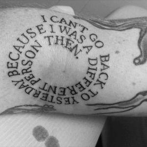 #lettering #tattoolettering #aliceinwonderland #AliceinWonderlandtattoo #aliceinwonderlandtattoos #downtherabbithole