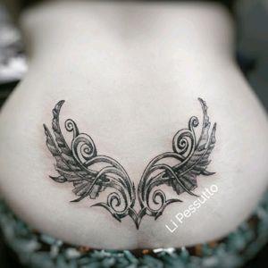 #lipessutto #alinepessutto #tattootribal #tribal #tribaltattoo #tatuagemfeminina