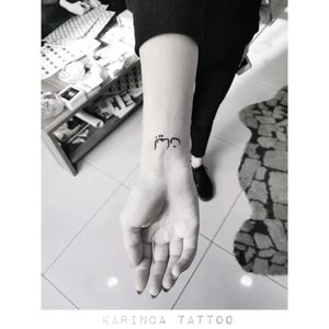 Faith in Arabic Instagram: @karincatattoo #faith #script #symbol #tattoo #tattoos #tattoodesign #tattooartist #tattooer #tattoostudio #tattoolove #tattooart #istanbul #turkey #dövme #dövmeci #small #minimalist #tiny #arm