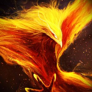 Really want a realistic looking Pheonix; depicted as it is reincarnated, rising from fire/ashes/energy. Im looking for the pheonix to almost look like it is made up of pure energy. atleast an aura. looking for designs as i do not have any tattoos yet.