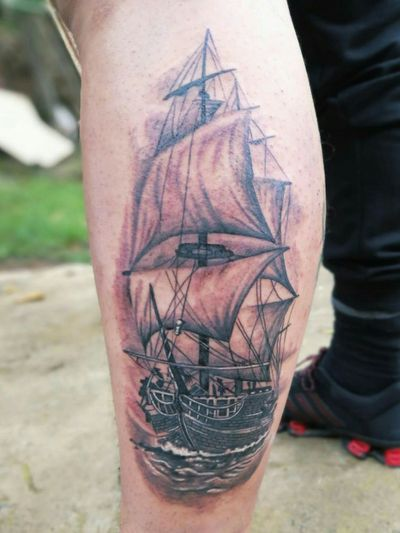 #barco #Navi #pirate