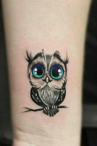 #owl #owltattoo