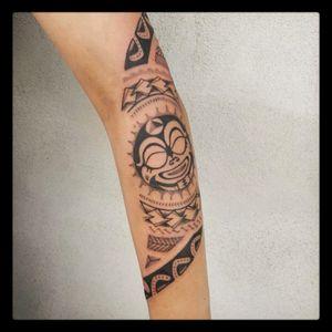 #tribal #tribalmask #tribaltattoo #dotwork #dotworktattoo #tattooitalia #thesymtattoo  INSTAGRAM ➡ the_sym_tattoo 🏴