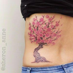 #sakuras #sakura #SakuraTattoo #BrazilianTattooArtists #femaletattooartist #SheronAnne