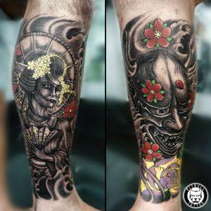 Japanese Tattoo #japanesetattoo #JapaneseTattoos #japanese #tattoo #tattoooftheday #picoftheday