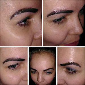 #eyebrow #tattooedgirls #permanentmakeup