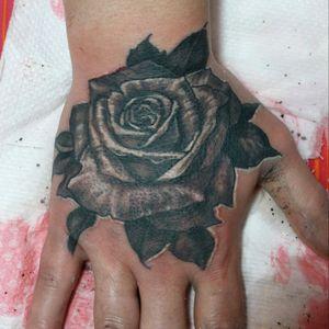 #rose #greywash #technique