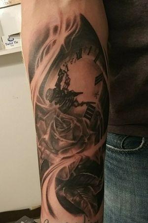 By Sean Fowle of Fine Tattooz in West Michigan!