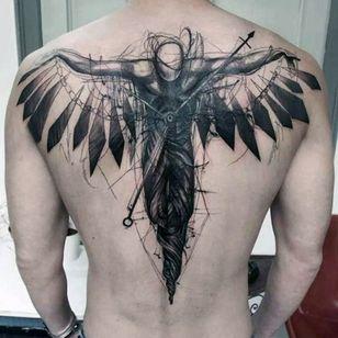 My next tattoo #backpiece