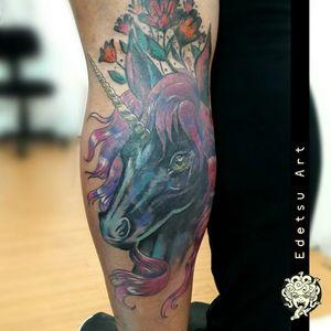 Huuuge dark unicorn coverup