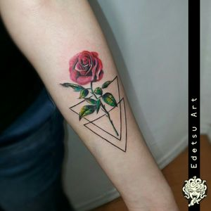 Tini tiny rose