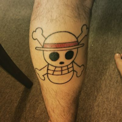 Luffy's Jolly Roger #pirate #onepiece #luffy #skull #Shakes
