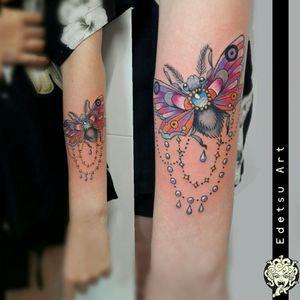 Jewelry moth