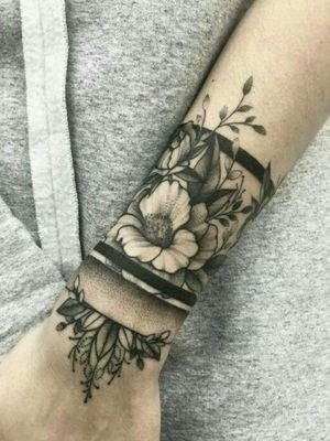 #forearmtattoo #flowers #nature