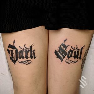 #ink #black #tattoo #tattoos #inked #letters #lettering