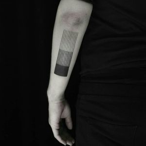 #geometry #armtattoo #berlintattoo #blackwork #blackworktattoo #geometrictattoo #armtattoo #inked #linework
