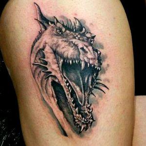 #dragontattoo #Tattoos #Tattoo #tattoodo #tattoodoapp @alaskatattoos