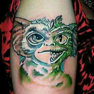#gremlin #tattoodo #tam #inkedlife @alaskatattoos