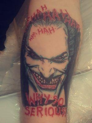 #JokerTattoos  #jokertattoo #batmanjoker