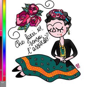 #fiabecircolari #tattoo #ink #tattoopavia #fridakahlo  #cartoon #cartoontattoo #illustration #illustrationtattoo #illustrative #illustrativetattoo #tattooidea #instapic #instaday #instaphoto #picoftheday #photooftheday #igers #igersitalia #igerspavia #igersmilano
